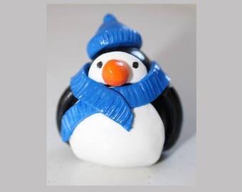 Christmas Penguin roudoudou personnaga