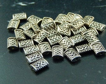 Spacer beads 10 Tibetan style
