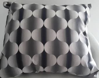 Black and white design pattern Cushion cover