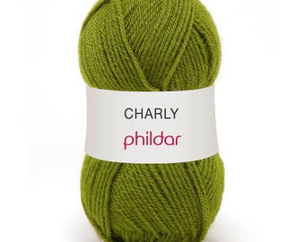 yarn CHARLY of PHILDAR grass