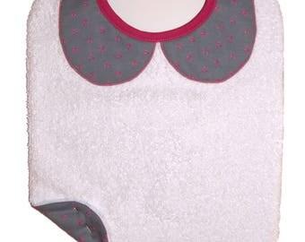 Bib Peter Pan collar sewing kit