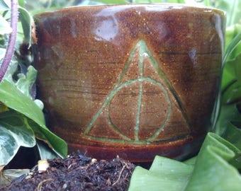 Deathly Hallows Bowl