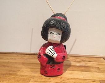 Kokeshi Japanese doll statue