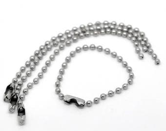 10 10 cm for key or other ball chains