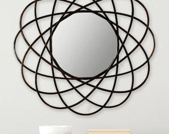 Circular Ring Mirror