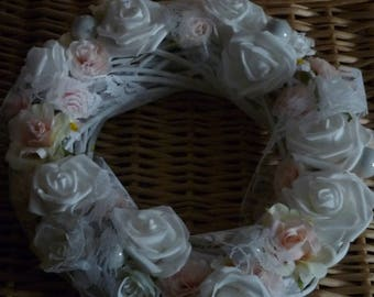 Ask wedding wreath