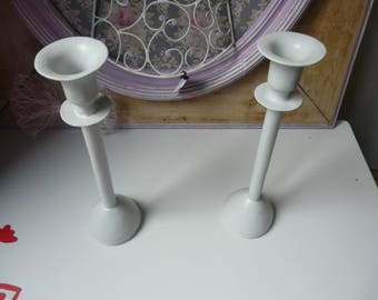Two candlesticks warheads