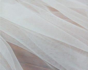 tulle color soft silk width 300 cm
