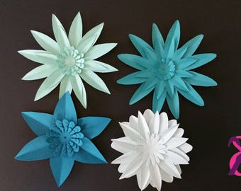 set of 50 flowers to ask