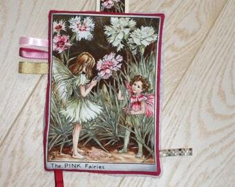 plush velvet ribbons pink fairies