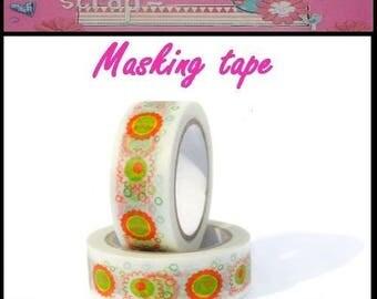 10 m masking tape deco sticker embellishment scrapbooking card 9 *.