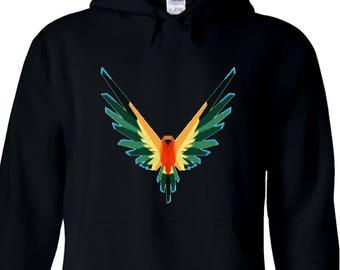 Logan Paul Hoodie//Maverick//Logan Paul Sweatshirt// Logan Paul Bird// Logan Paul Sweater//