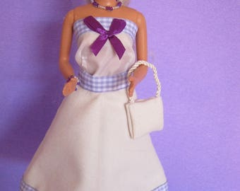 Set a skirt with its top and jacket (B212)