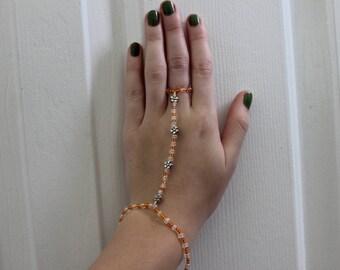 Orange Picking Hand Chain