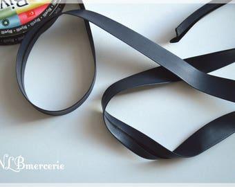 Bias leatherette 2cm x2m - multiple colors