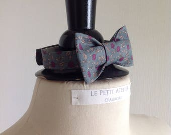 Adjustable bow tie for baby