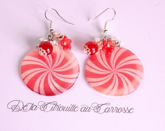 Hard Candy earrings