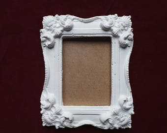 Raw cast frame
