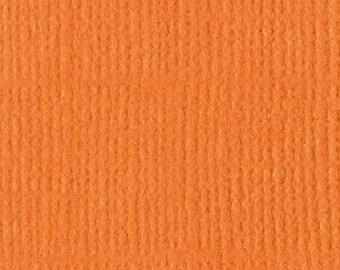 Bazzill textured canvas 30 x 30 cm - Ref 11110388 Yam scrapbooking paper