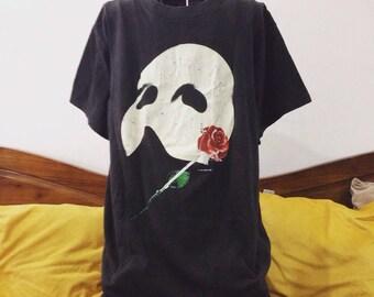 Vintage Phantom of The Opera Tshirt