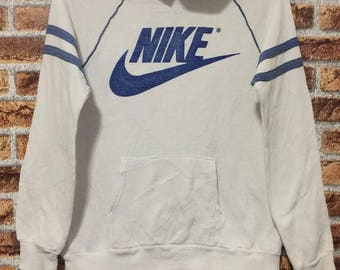 Vintage!!! Nike spell out hoodiee