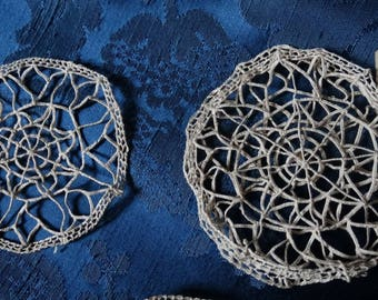 9 applications 19th lot application lace, applications, vintage, antique applications, patchwork, applique, vintage lace