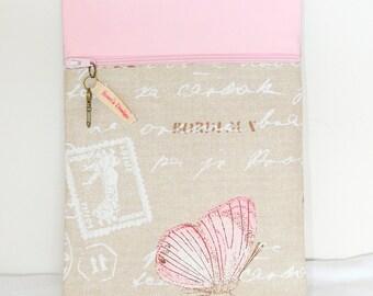 Paperback Butterfly clutch