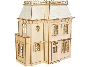 Dollhouse Kit Charlotte