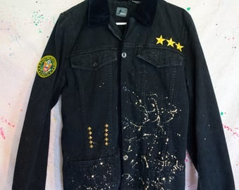 United States Army Jean Jacket