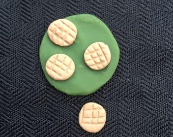 Miniature Peanut Butter Cookies