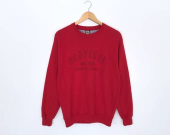Converse All Star Spellout Embroidery Pullover Jumper Sweatshirt