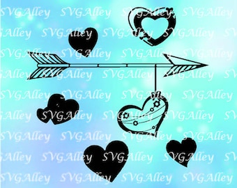 Love SVG, Love bundle SVG, Love clipart, Love vector, Love  cut files, Instant download,