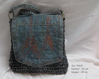 """handbag """"Paris"""""""