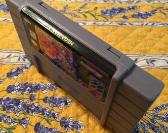 Mega Man 7 NTSC-U SNES *Repro cart only