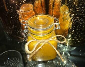 Organic Raw Honey & Tumeric face mask/wash