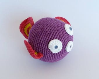 Toy fish ball NEMO for child's room