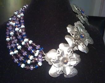FLORES necklace