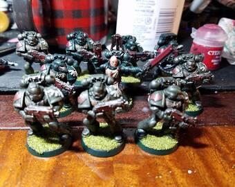 Warhammer Dark Vengeance Set Commission