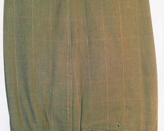 Classic Ralph Lauren Wool Tweed Slacks (34/32)