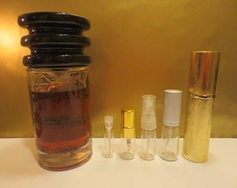 Masque - Tango 1-10ml travel samples, niche perfume.