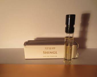 Xerjoff Shingl 2ml sample.