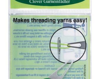 Slips on needles for bulky yarn Clover