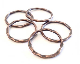 x 20 rings 22mm closed ring