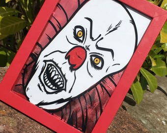 Pennywise - It Frame