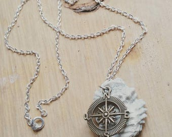 Compass Seaside Delights Necklace