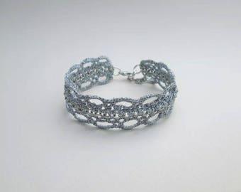 Bracelet chain wool n: 24