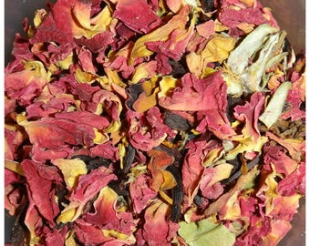 Peachy Petals Herbal Infusions