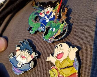 Dragon Ball BFF set.