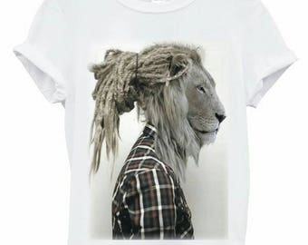 Lion Head Dread Head Shirt