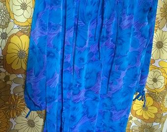 Vintage Dress Size 12-16 UK